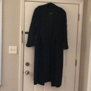 Anne Klein Black Winter Coat
